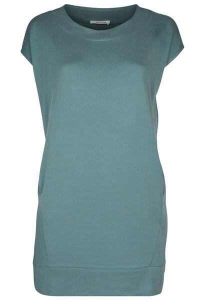 Kleid aus Modal - Grün Wasser