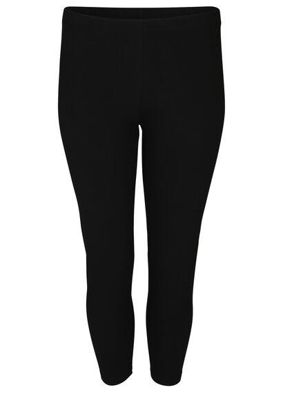 Leggings aus Bio-Baumwolle - Schwarz