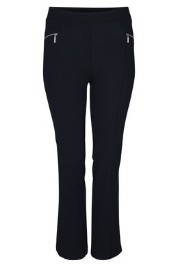 Stretch-Jeggings, Marine
