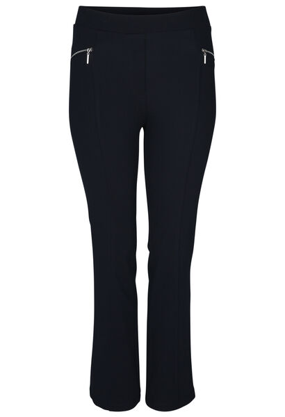 Stretch-Jeggings - Marine