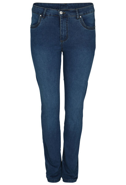 Magic-up-Hose - Denim