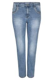 Jeans mit geradem Schnitt - Beinlange 30