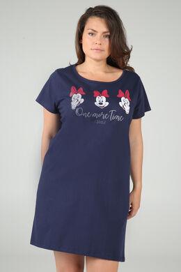 Kleid Minnie, Marine
