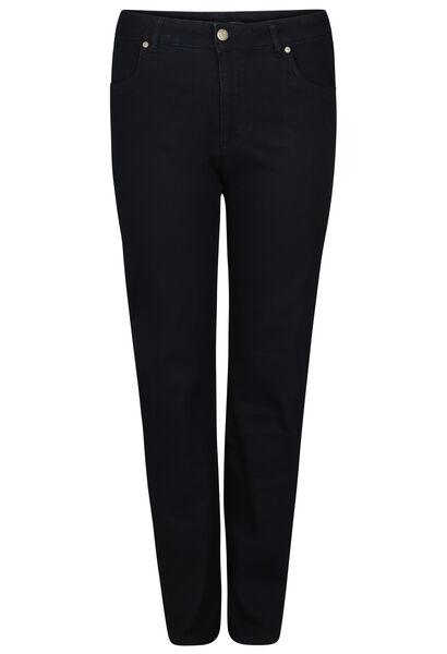 Extra-lange, gerade geschnittene Magic-up-Jeans – Länge 34 - Denim