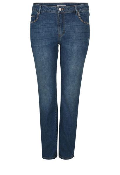 Jeans mit geradem Schnitt - Denim