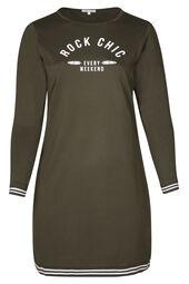 """Sweatshirt-Kleid """"Rock Chic"""""""