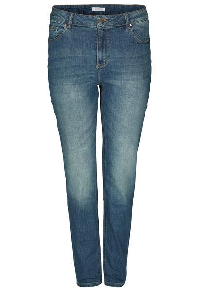 Slim-Jeans mit 5Taschen - Denim
