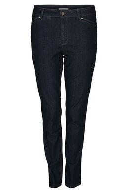 Slim-Jeans mit 5Taschen, Denim