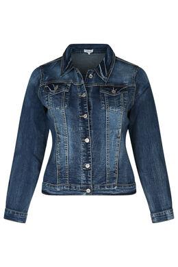Jeans-Jacke, Denim