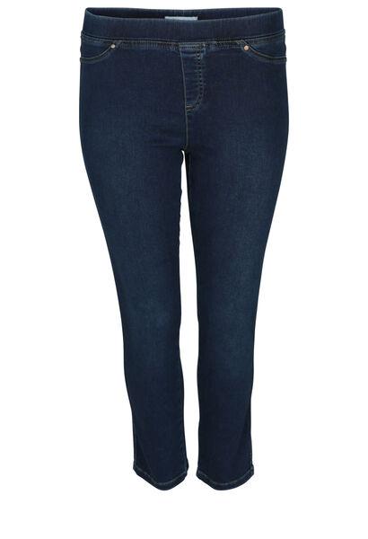 Jeans-Jeggings in 7/8-Länge - Denim