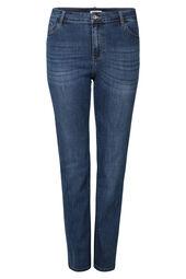 Extra-lange, gerade geschnittene Jeans – Länge 34