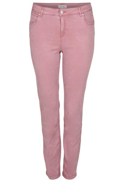 Hose mit 5Taschen - Alte Rosa