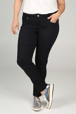 Schmal geschnittene Magic-up-Jeans – Länge 30, Denim