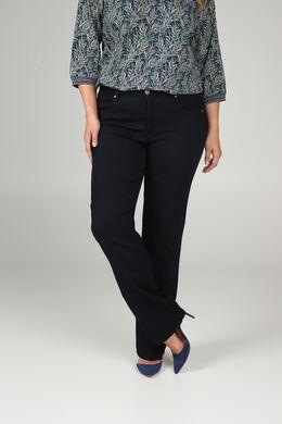 Extra-lange, gerade geschnittene Magic-up-Jeans – Länge 34, Denim