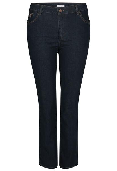Extralange Bootcut-Jeans - Beinlange 34 - Denim
