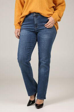73f2e3b4122afe Extra-lange, gerade geschnittene Jeans – Länge 34