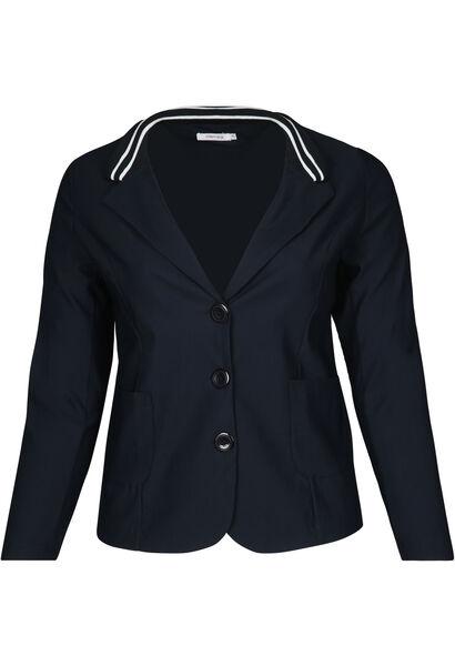 Blazer im Sportswear-Stil - Marine