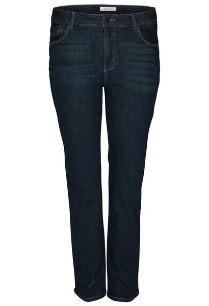 Five-Pocket-Jeans - Denim
