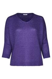 Pullover mit Oversize-Ärmeln