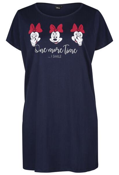 Kleid Minnie - Marine